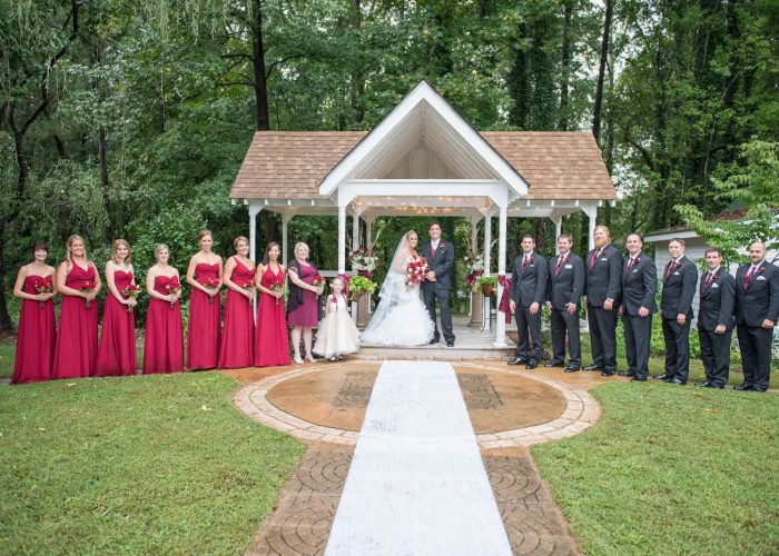 Atlanta's Best Farmhouse Style Wedding Venue